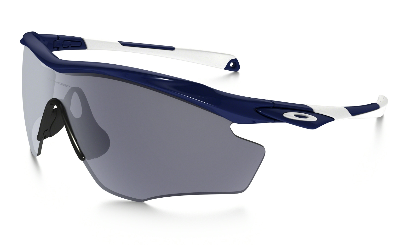 Oakley M2 Frame XL Polished Navy w/Grey-30