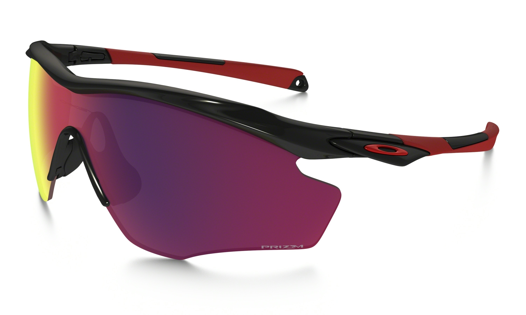 Oakley M2 Frame Xl PolishedBlack w/Road-30