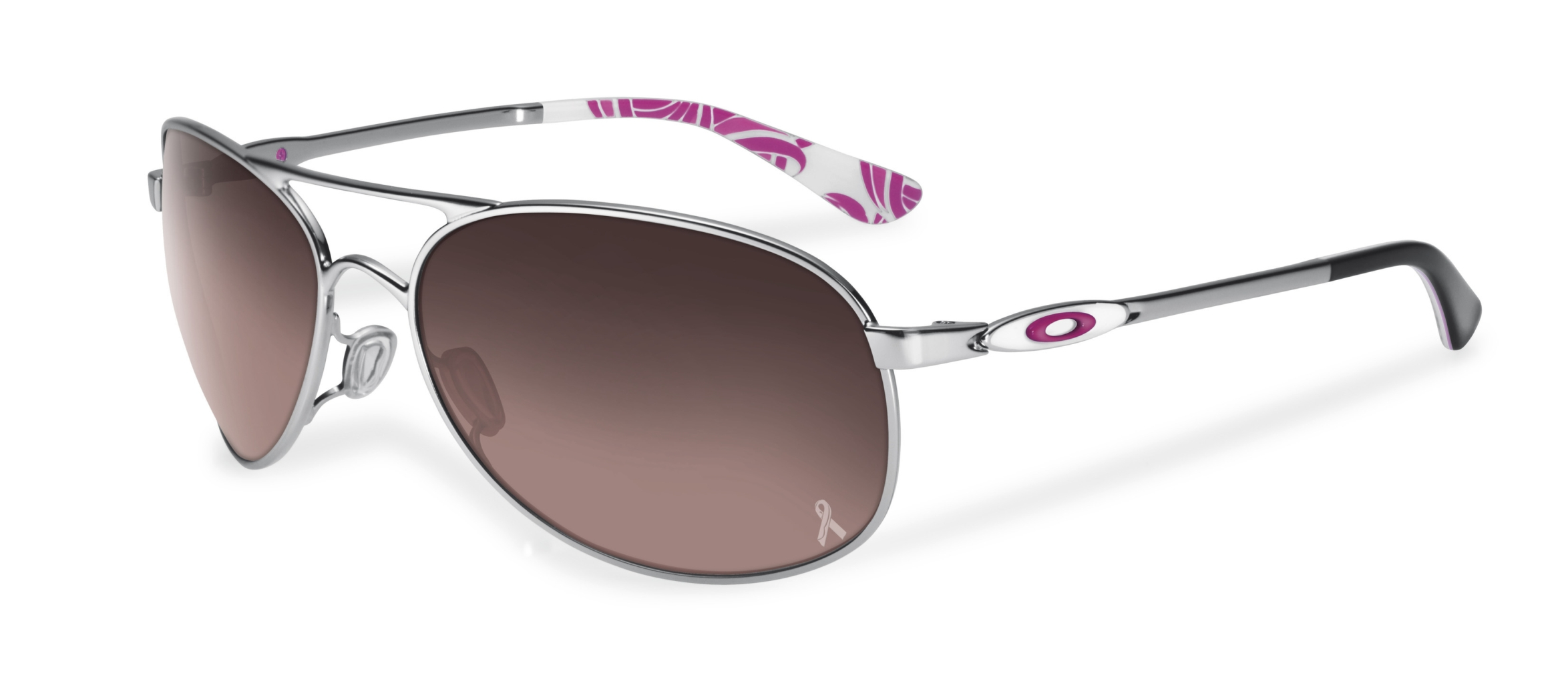 oakley given breast cancer chrome