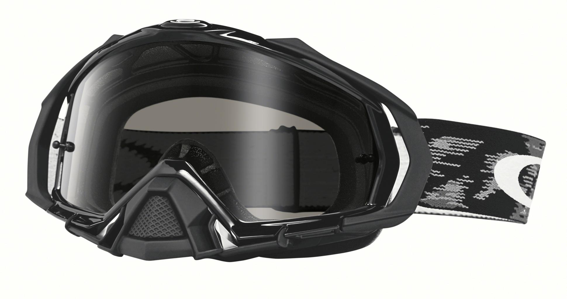 Oakley Mayhem Pro Mx Frame: JET BLACK Lens: DARK GREY-30
