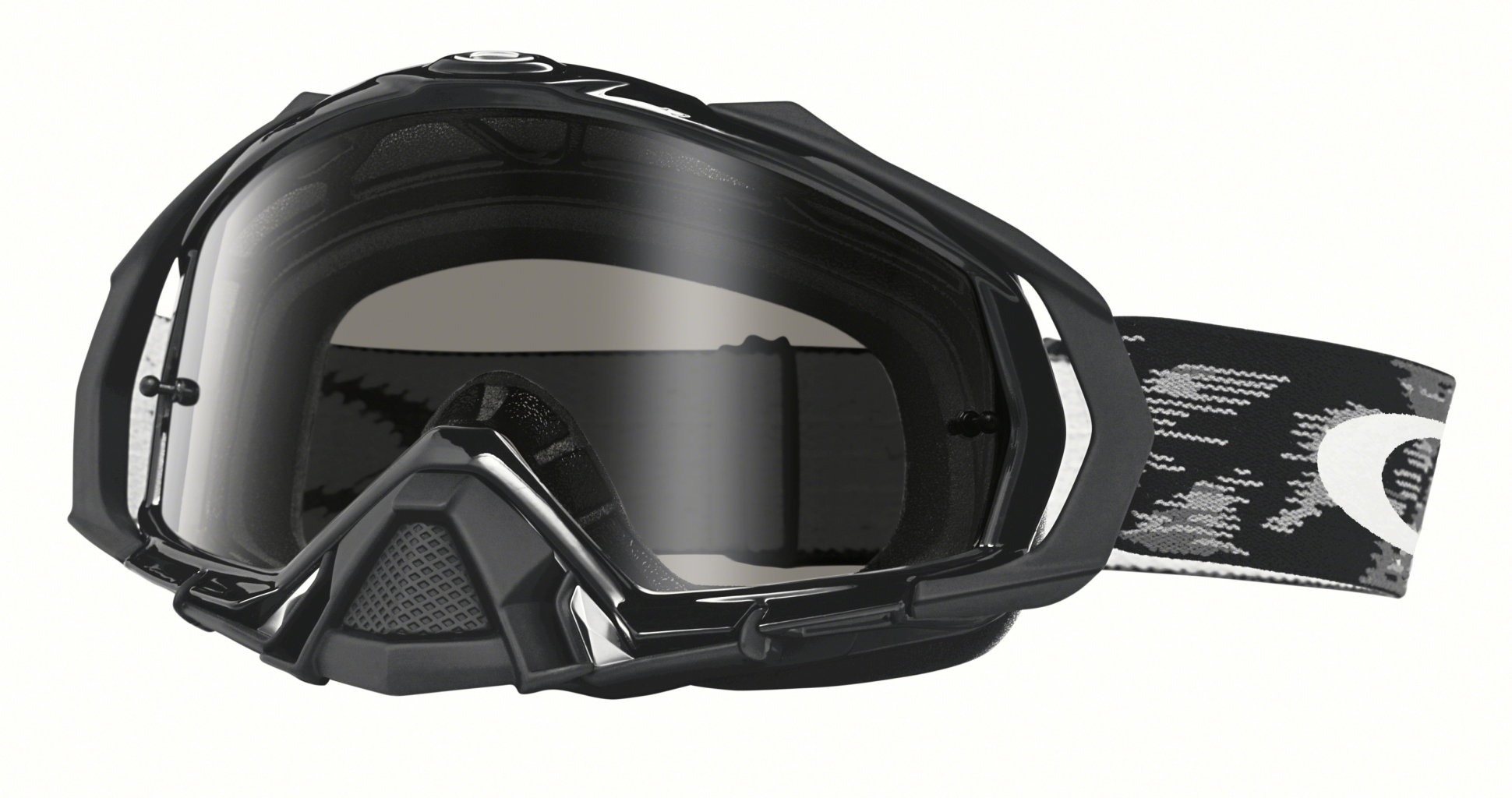 Oakley Mayhem Pro Mx Sand Jet Black w/Dk.Grey-30