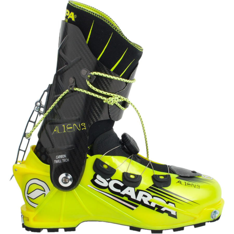Scarpa Alien 1.0 Yellow-30