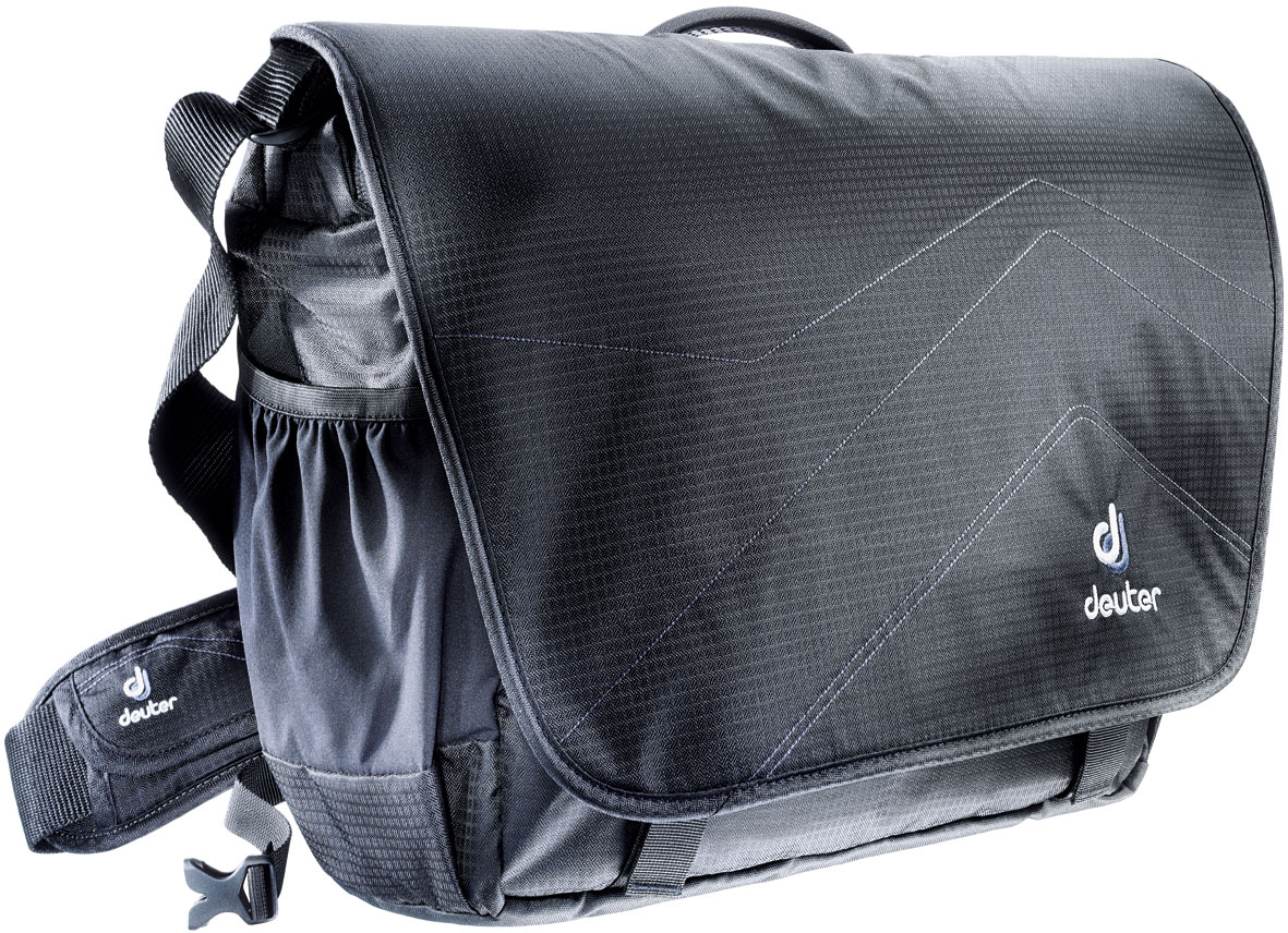 Deuter Operate III black-silver-30