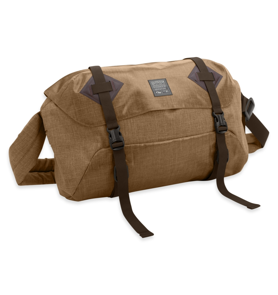 Outdoor Research Rangefinder Messenger Bag coyote heather-30