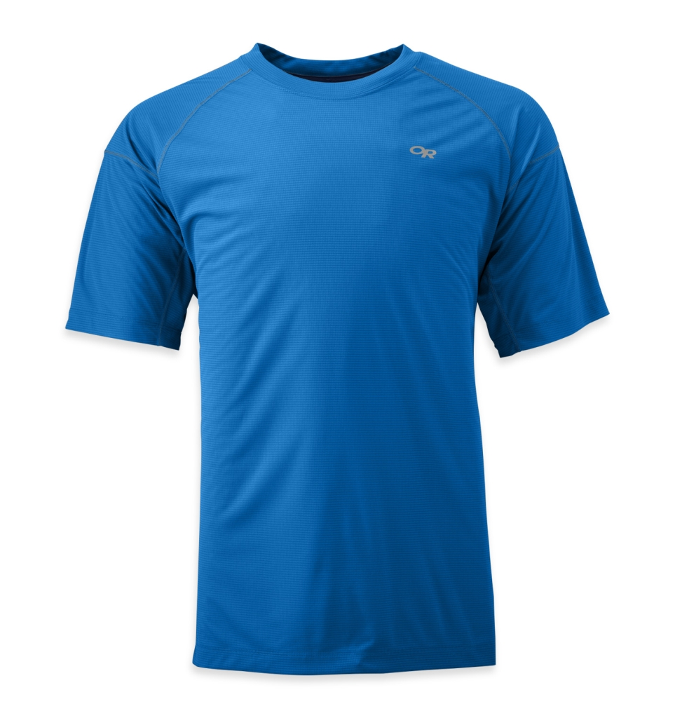 Outdoor Research Men's Echo Tee glacier smu-30