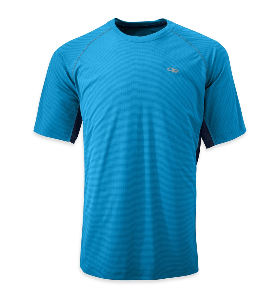 Outdoor Research Men's Echo Duo Tee tahoe/night-30
