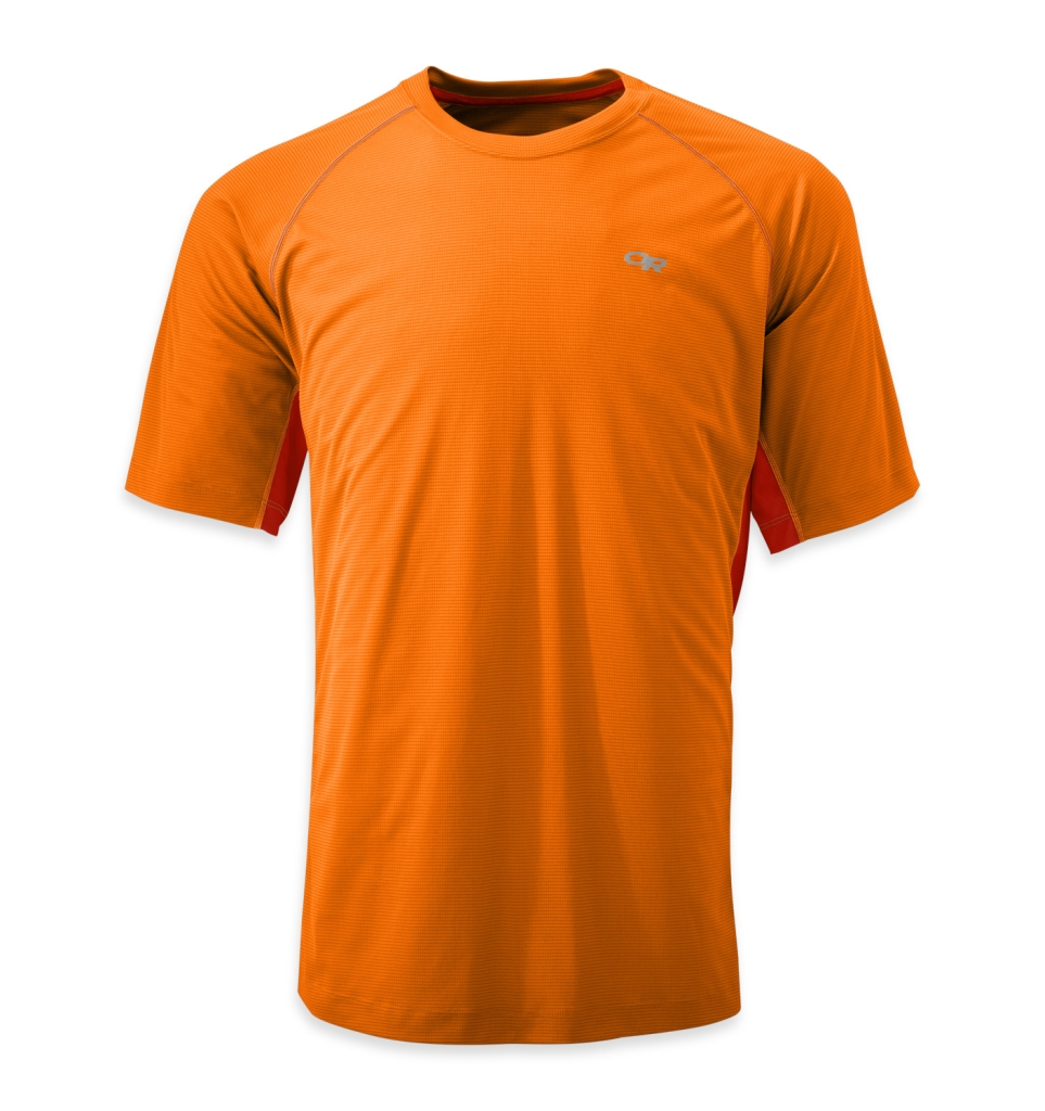 Outdoor Research Men's Echo Duo Tee bengal/diablo-30
