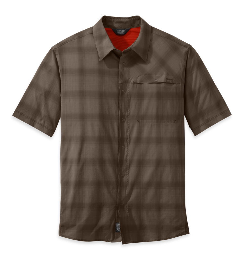 Outdoor Research Men's Astroman S/S Shirt earth-30