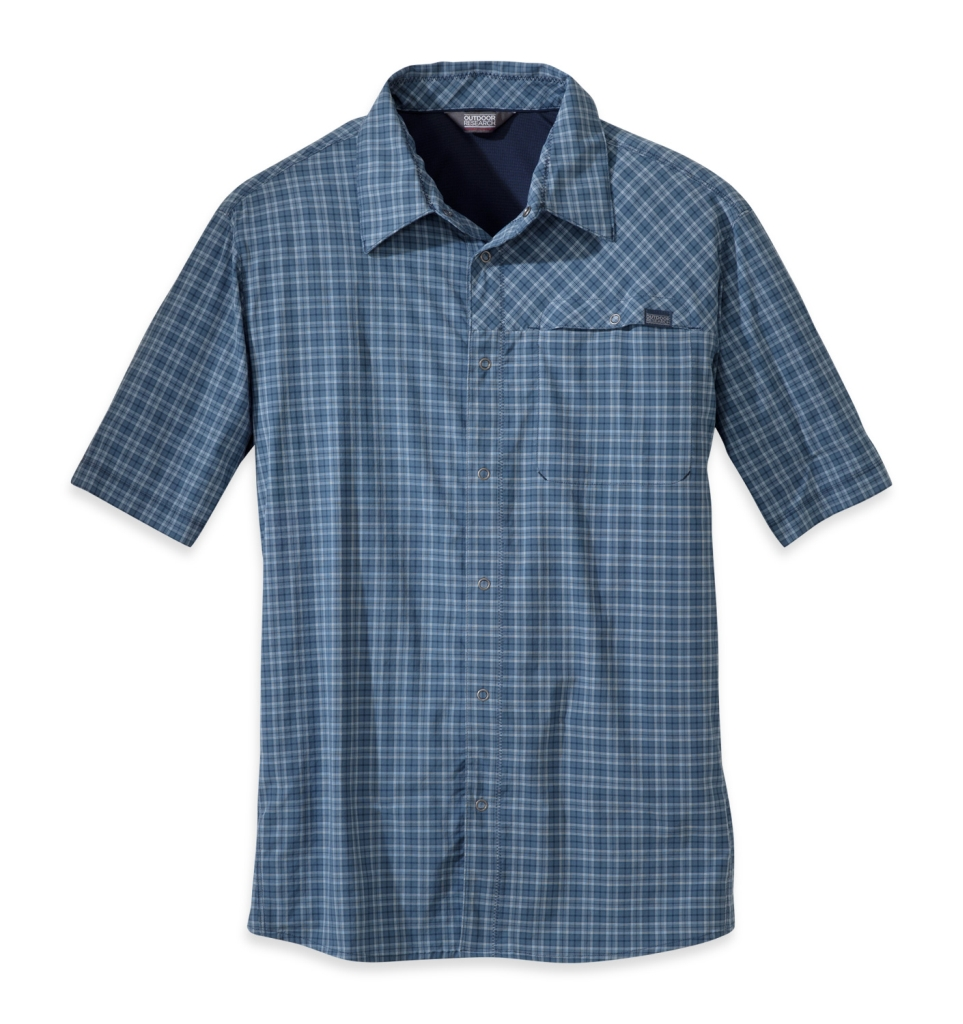 Outdoor Research Men's Astroman S/S Shirt dusk/night-30