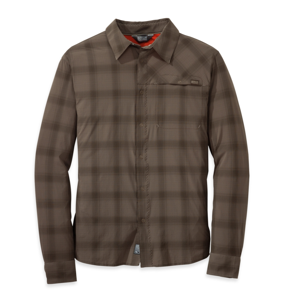 Outdoor Research Men's Astroman L/S Shirt earth-30