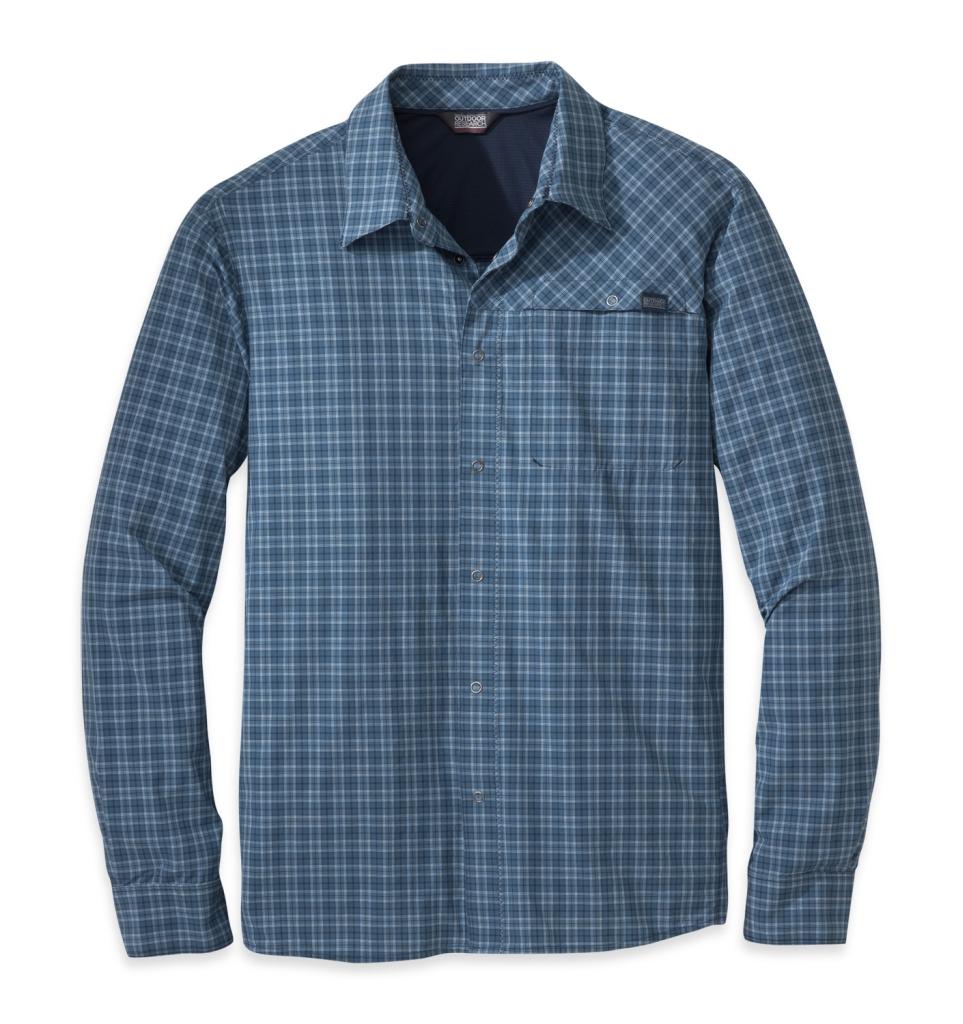 Outdoor Research Men's Astroman L/S Shirt dusk/night-30