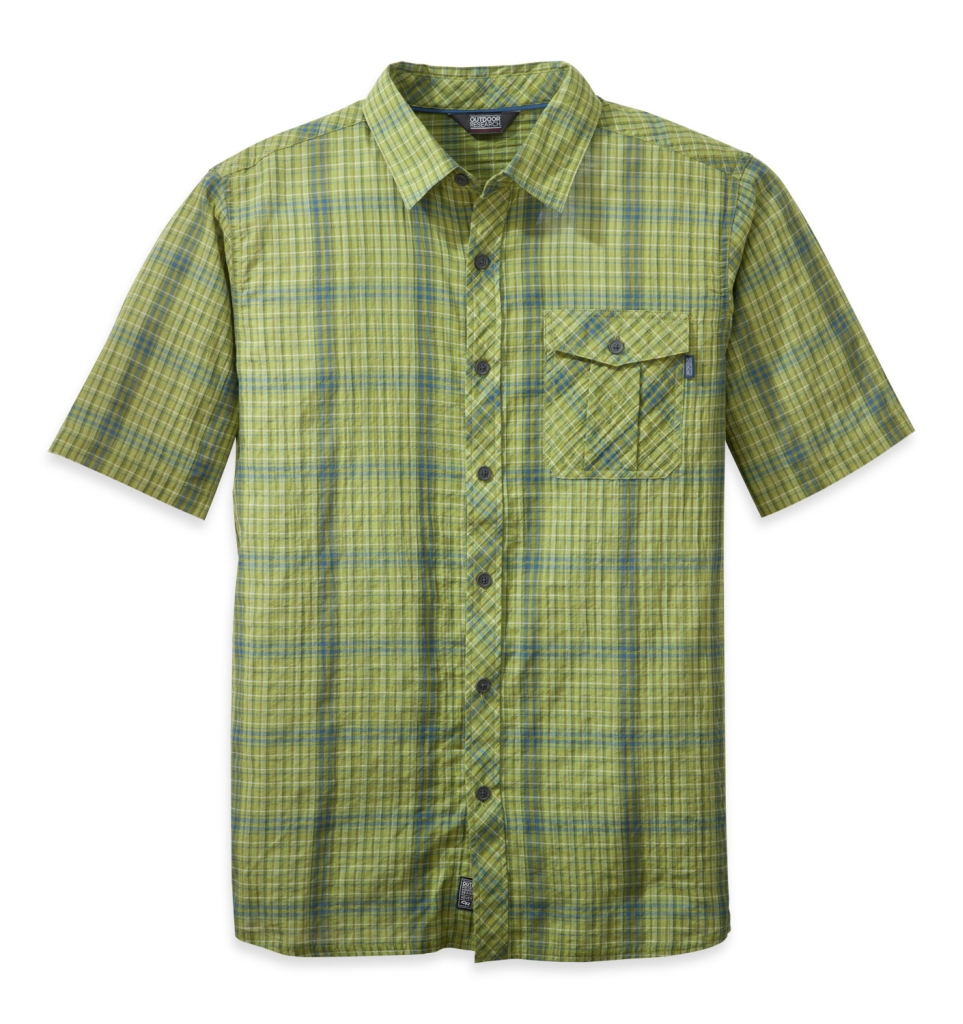 Outdoor Research Men's Jinx S/S Shirt palm/hops-30