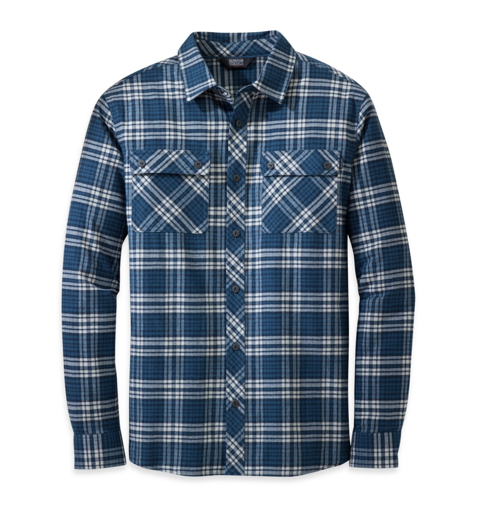 Outdoor Research Men's Crony L/S Shirt Dusk-30