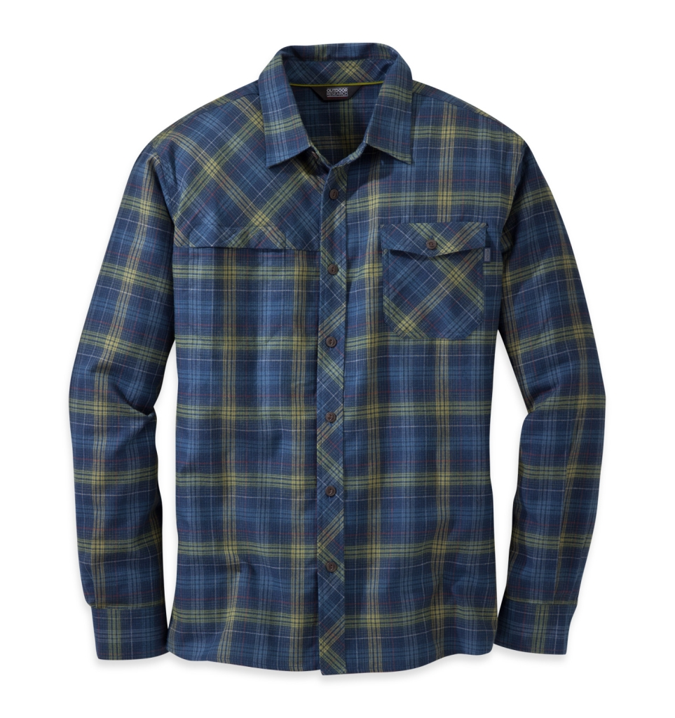 Outdoor Research Men's Tangent Shirt Night-30
