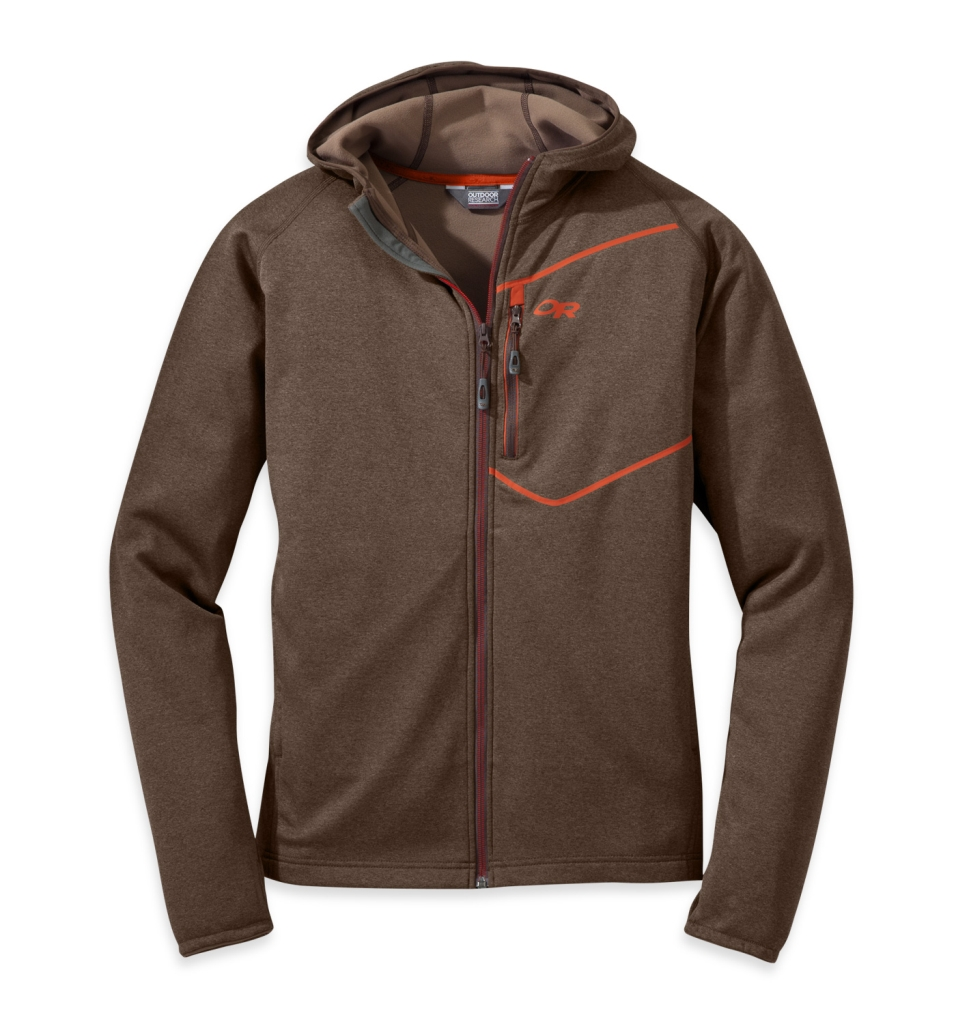 Outdoor Research Men's Starfire Hoody Earth/Diablo-30