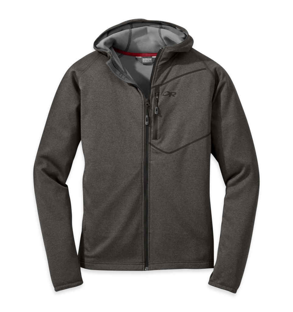 Outdoor Research Men's Starfire Hoody Charcoal-30