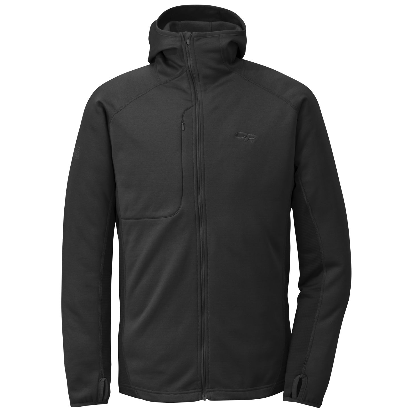 Outdoor Research Men's Radiant Hybrid Hoody black-30
