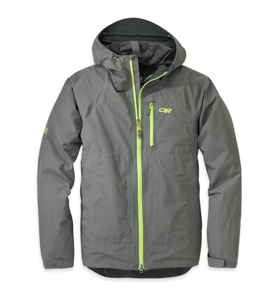 Outdoor Research Men's Foray Jacket pewter-30