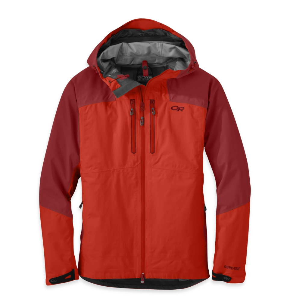 Outdoor Research Men's Furio Jacket Diablo/Taos-30