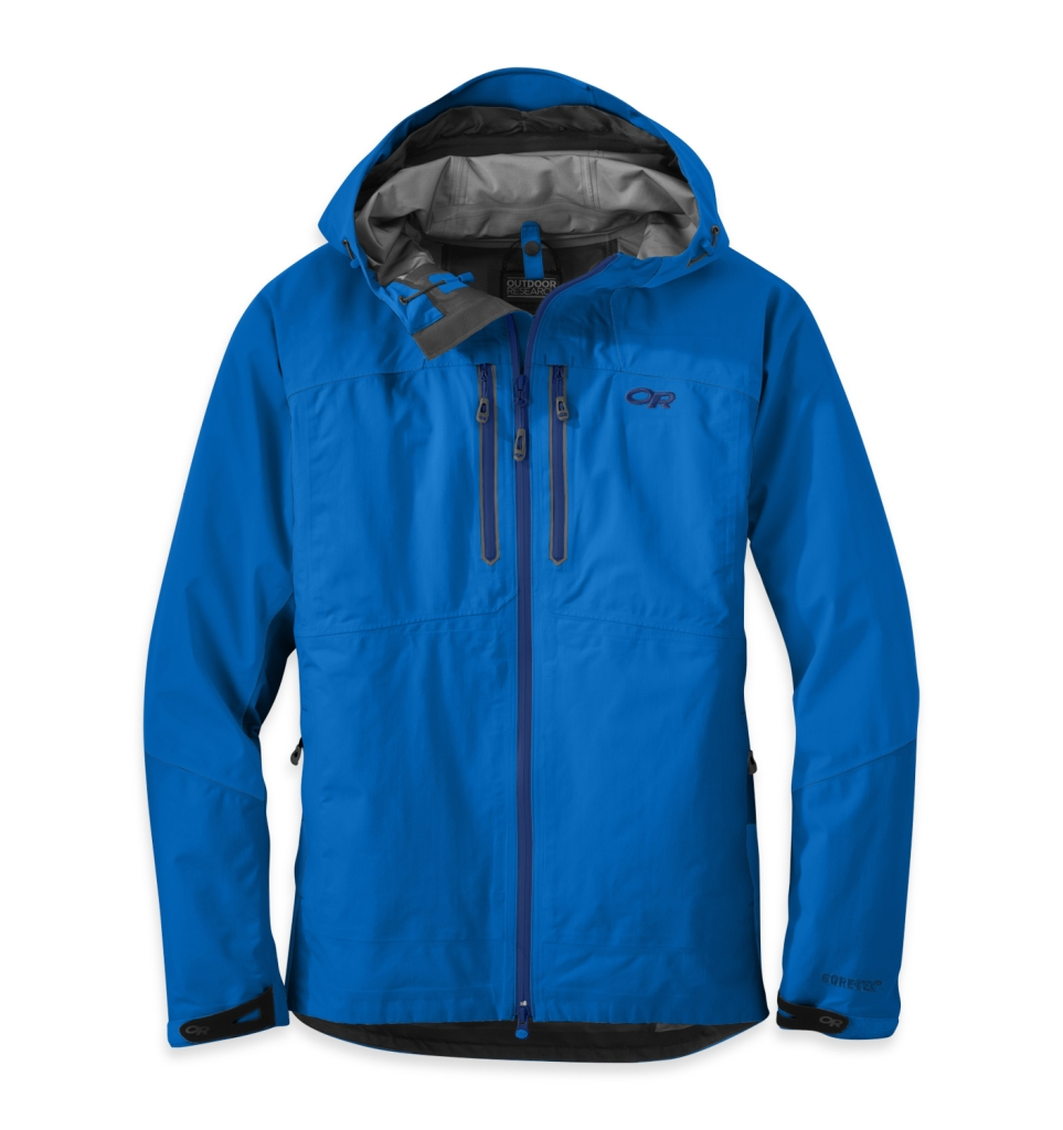 Outdoor Research Men's Furio Jacket Glacier-30