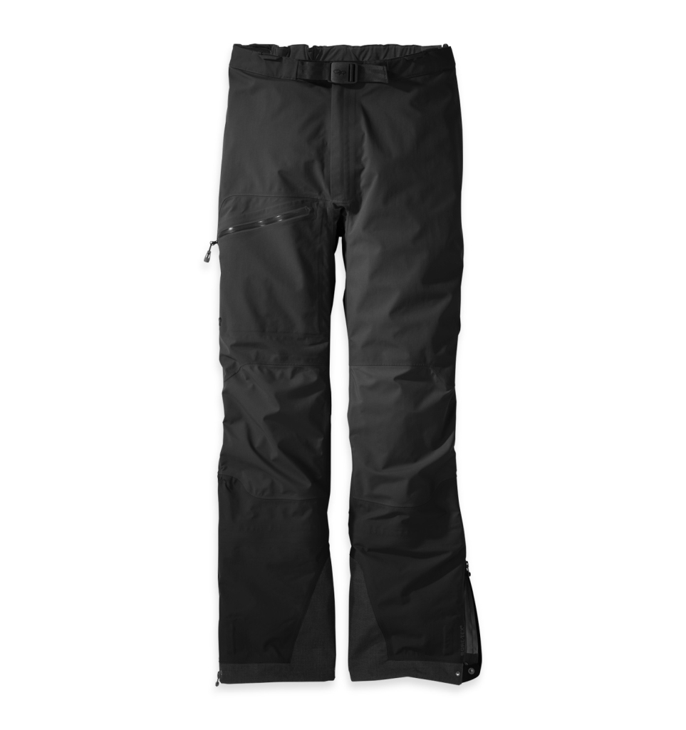 Outdoor Research Men's Furio Pants Black-30