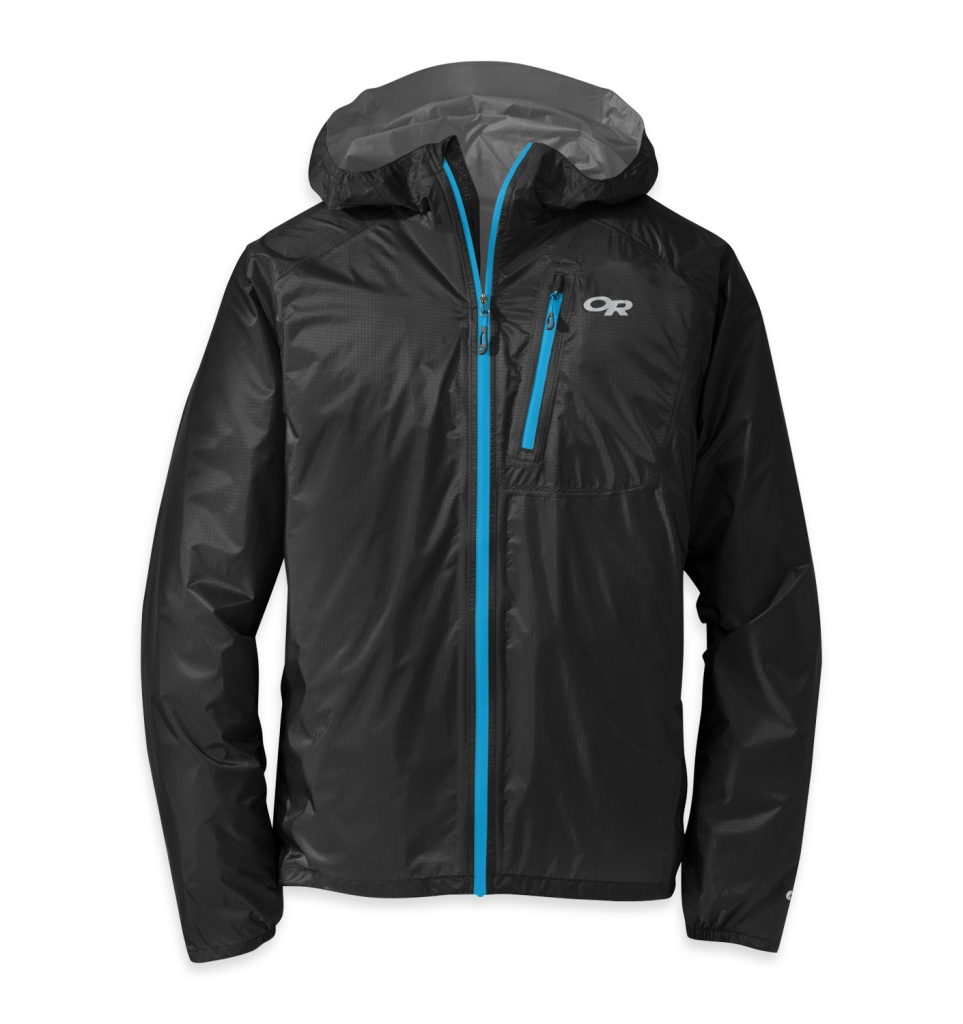 Outdoor Research Men's Helium II Jacket black-30