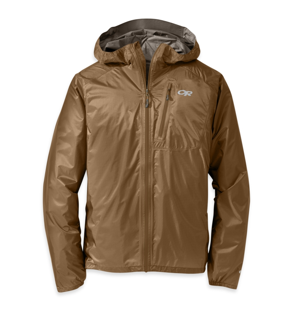 Outdoor Research Men's Helium II Jacket coyote-30
