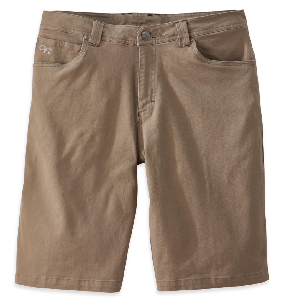 Outdoor Research Men's Deadpoint Shorts cafe-30