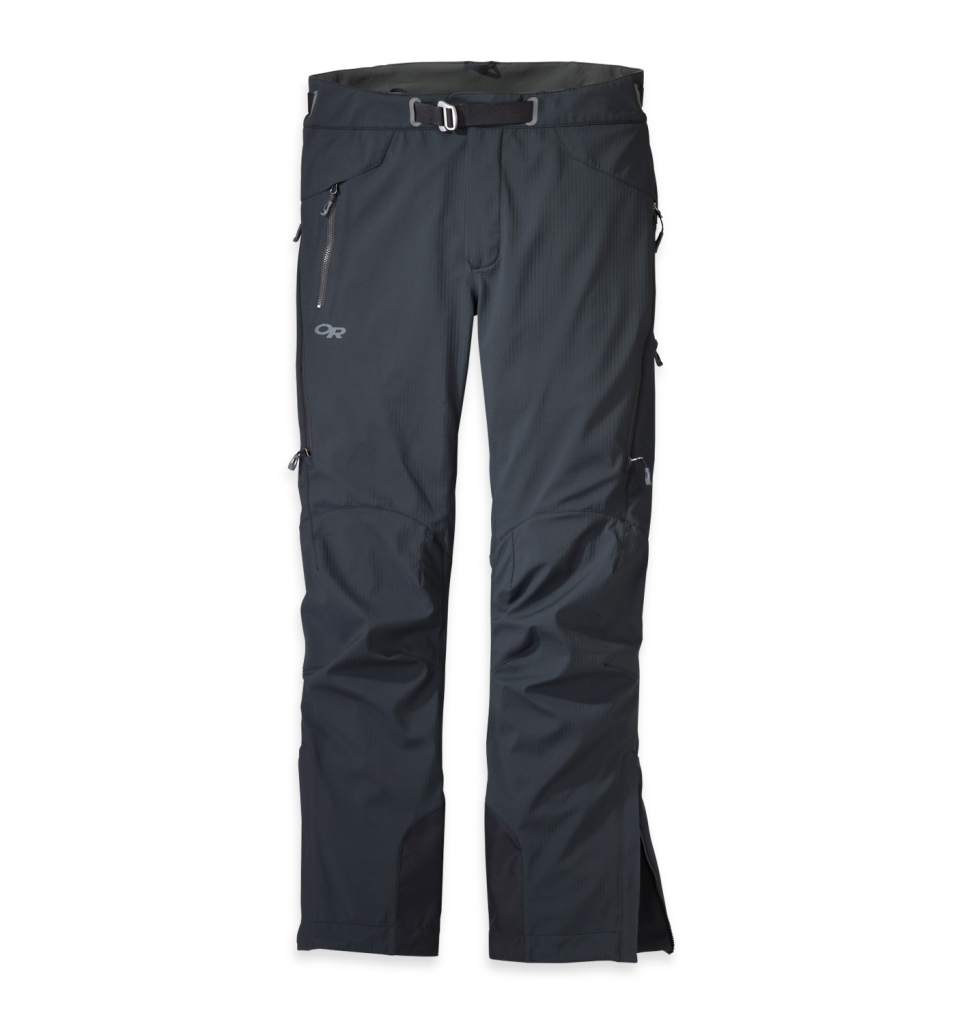 Outdoor Research Men's Iceline Pants Black-30