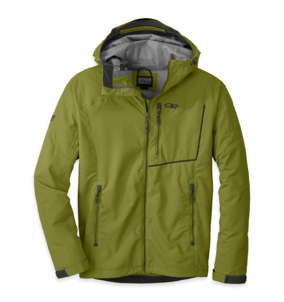 Outdoor Research Men's Trailbreaker Jacket Hops-30