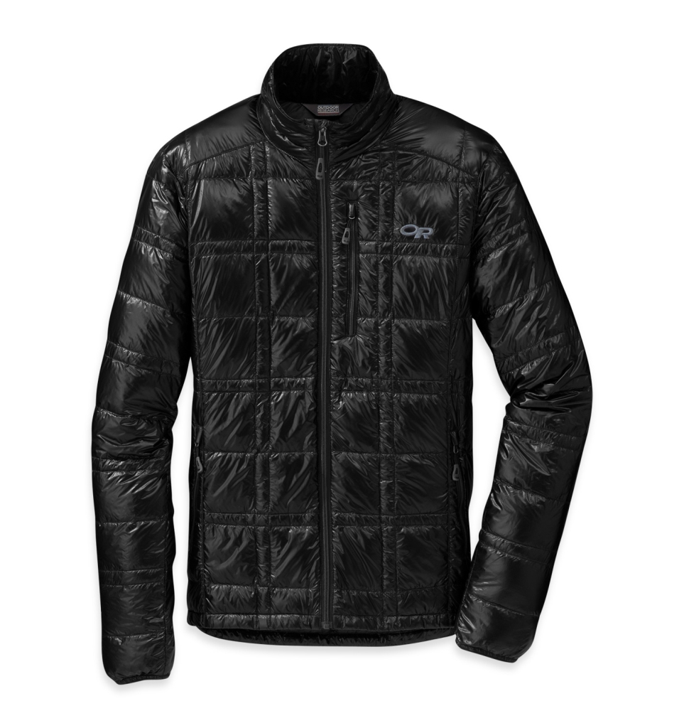 Outdoor Research Men's Filament Jacket Black-30