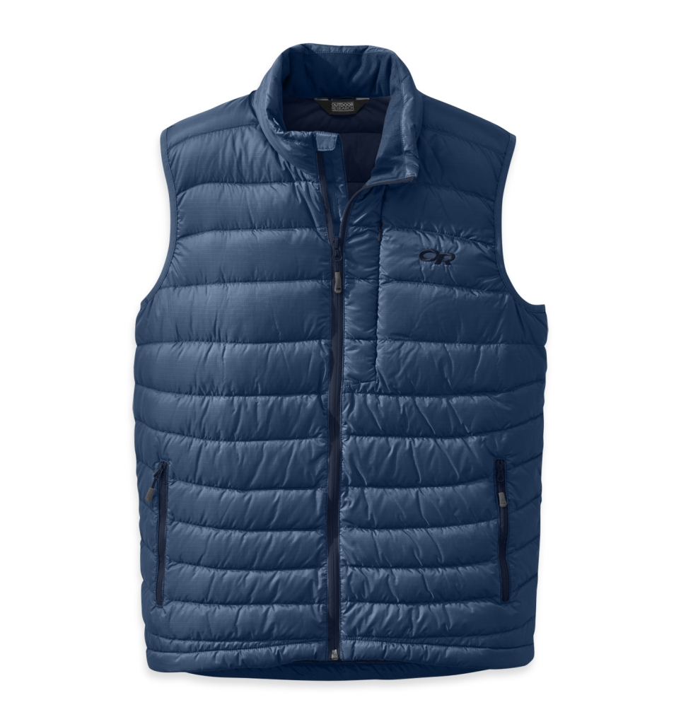 Outdoor Research Men's Transcendent Vest Dusk/Night-30