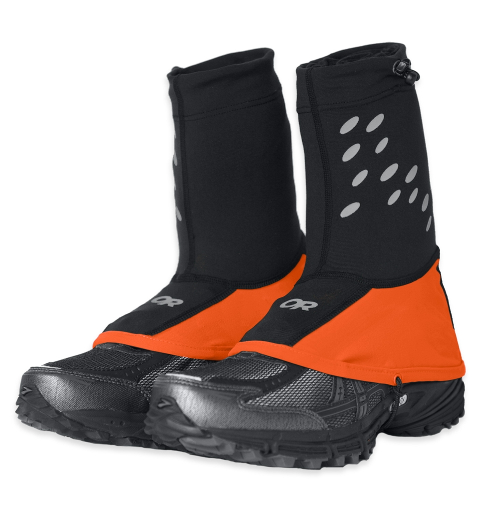 Outdoor Research Ultra Trail Gaiters Ember/Black-30