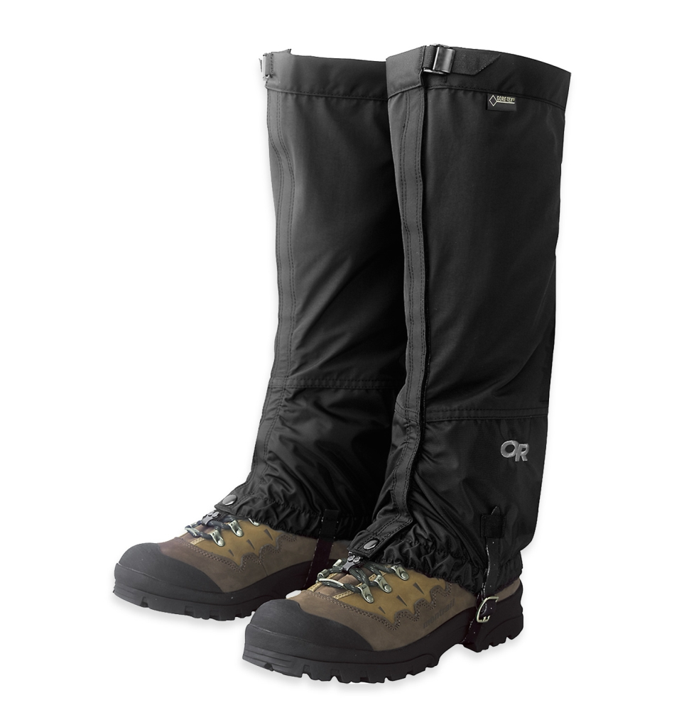 Outdoor Research Cascadia Gaiters black-30