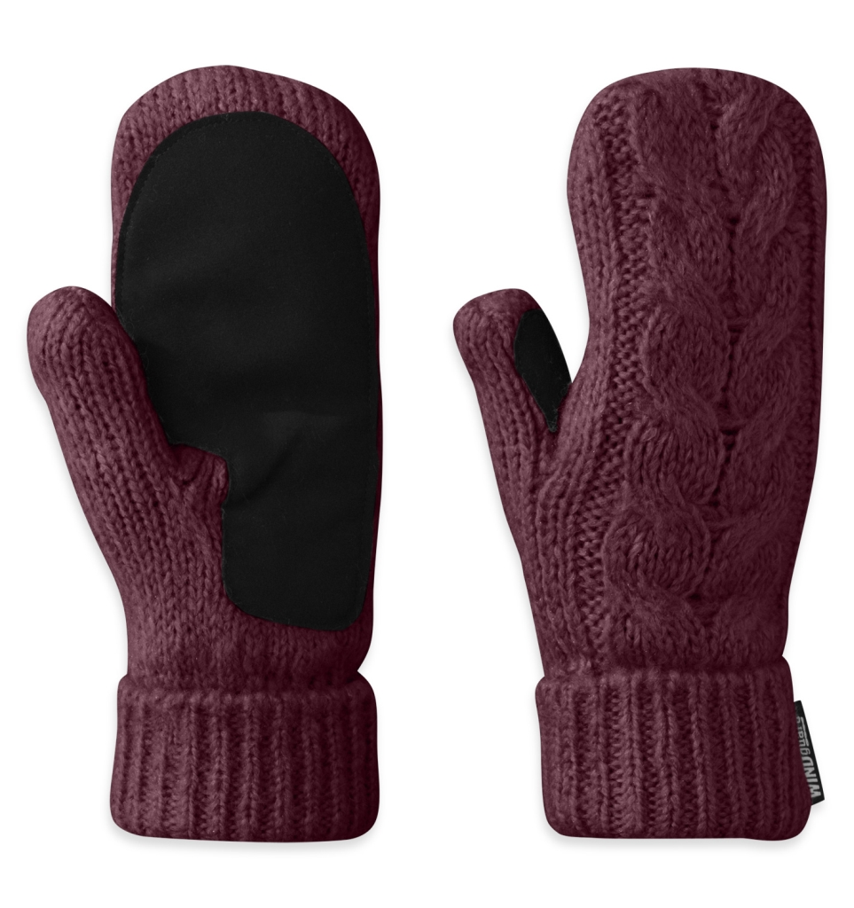 Outdoor Research Women's Pinball Mittens Pinot-30