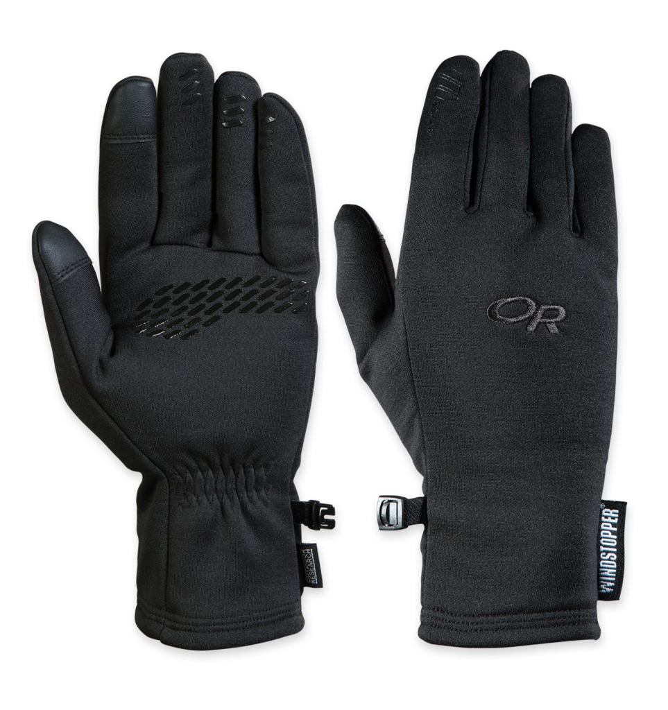 Outdoor Research Men's Backstop Sensor Gloves Black-30