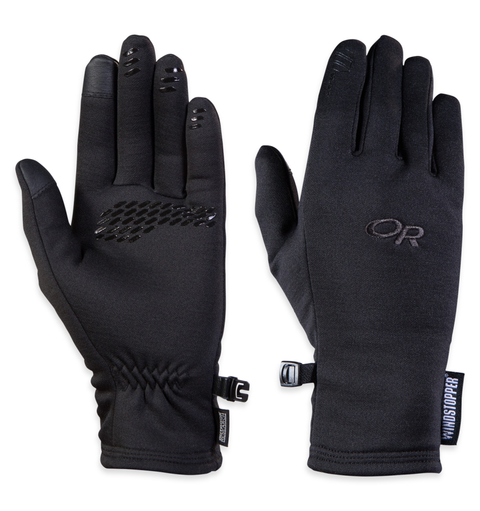 Outdoor Research Women's Backstop Sensor Gloves Black-30
