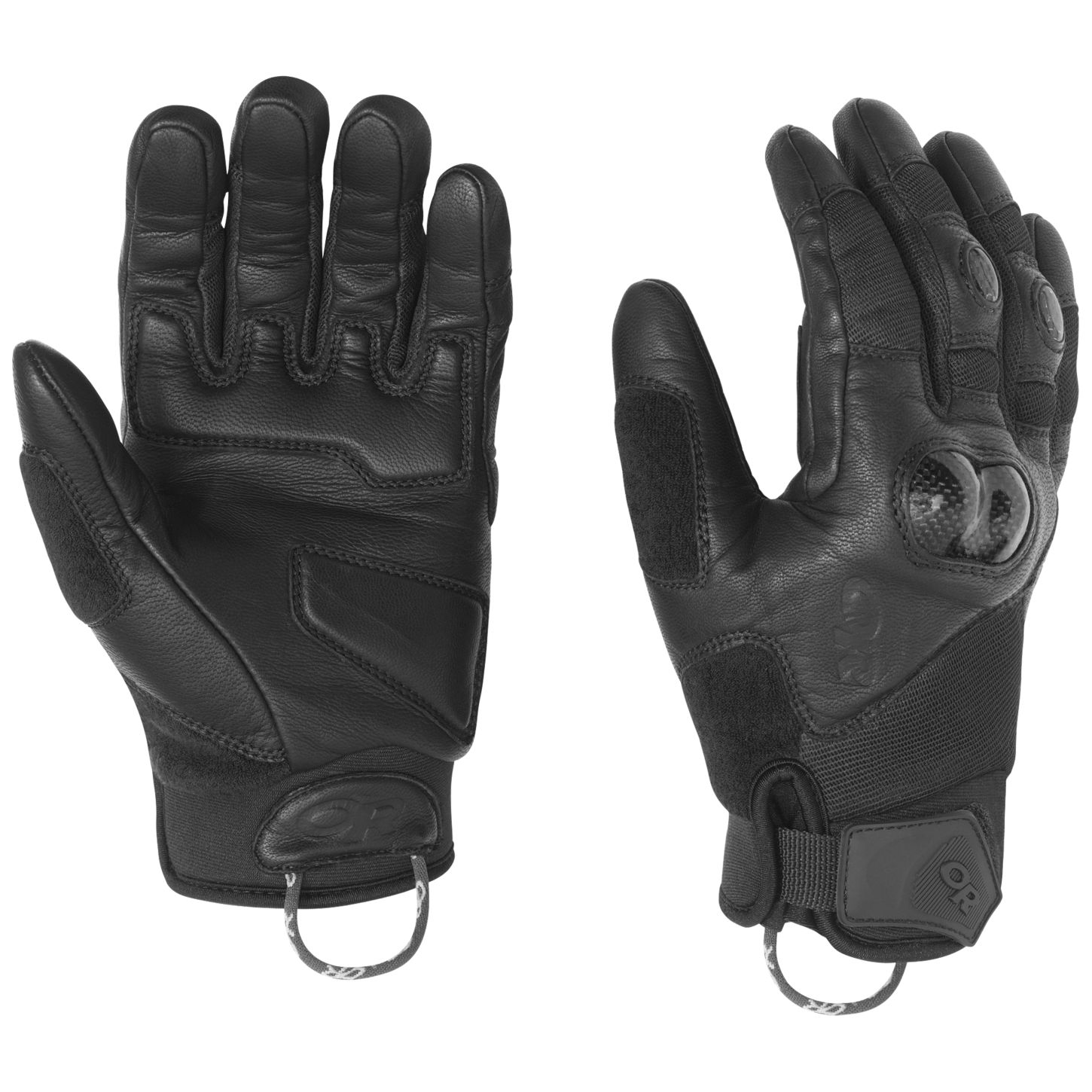 Outdoor Research Piledriver Gloves all black-30