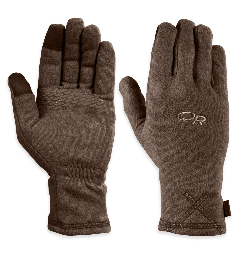 Outdoor Research Soleil Sensor Gloves Earth-30