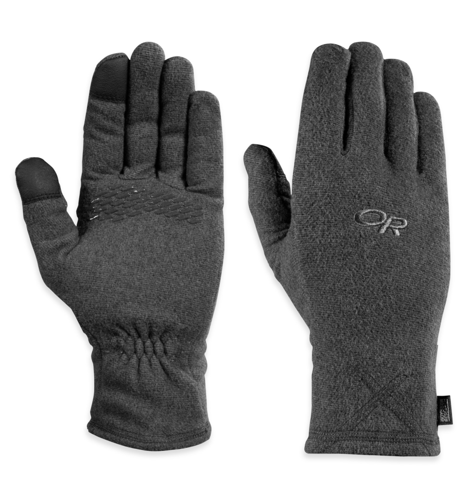 Outdoor Research Soleil Sensor Gloves Charcoal-30