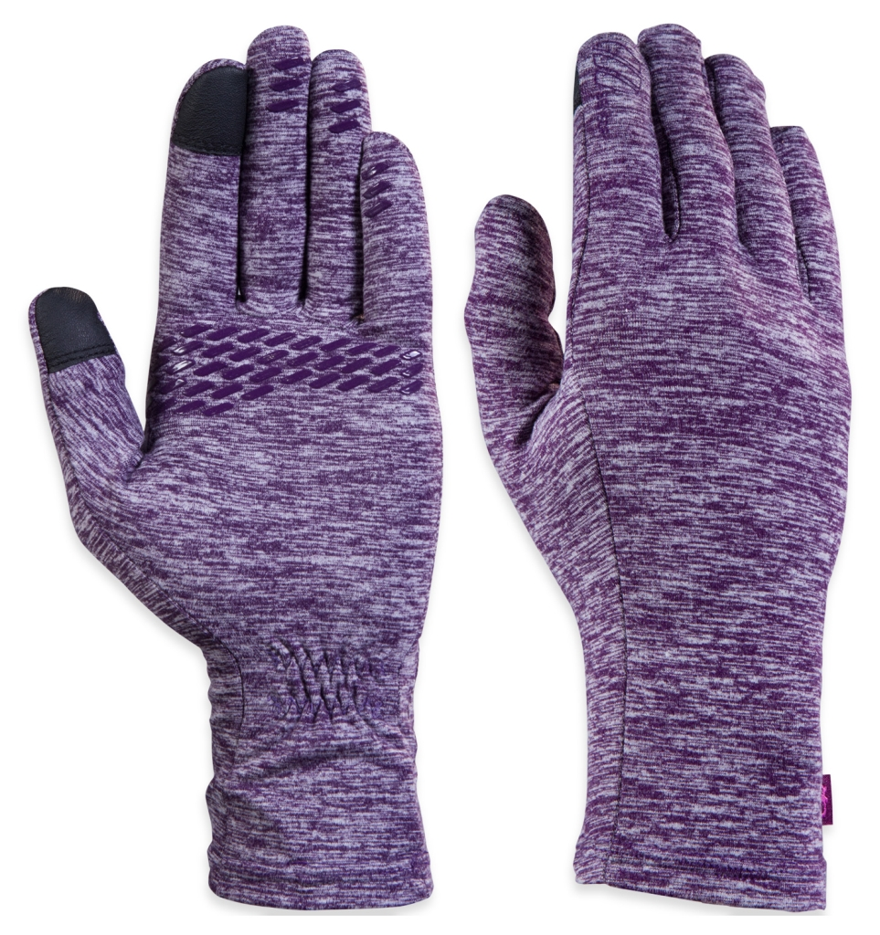 Outdoor Research Women's Melody Sensor Gloves Elderberry-30