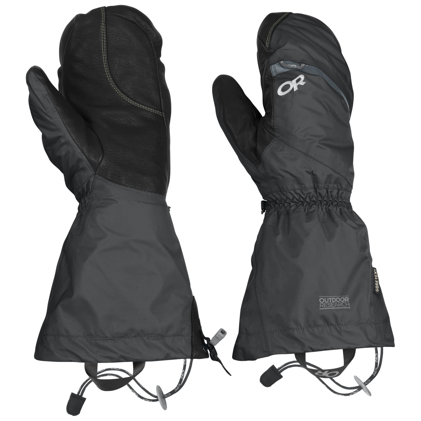 Outdoor Research Men's Alti Mitts black-30