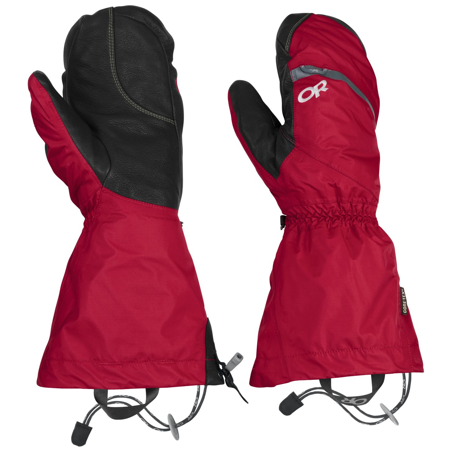 Outdoor Research Men's Alti Mitts chili-30