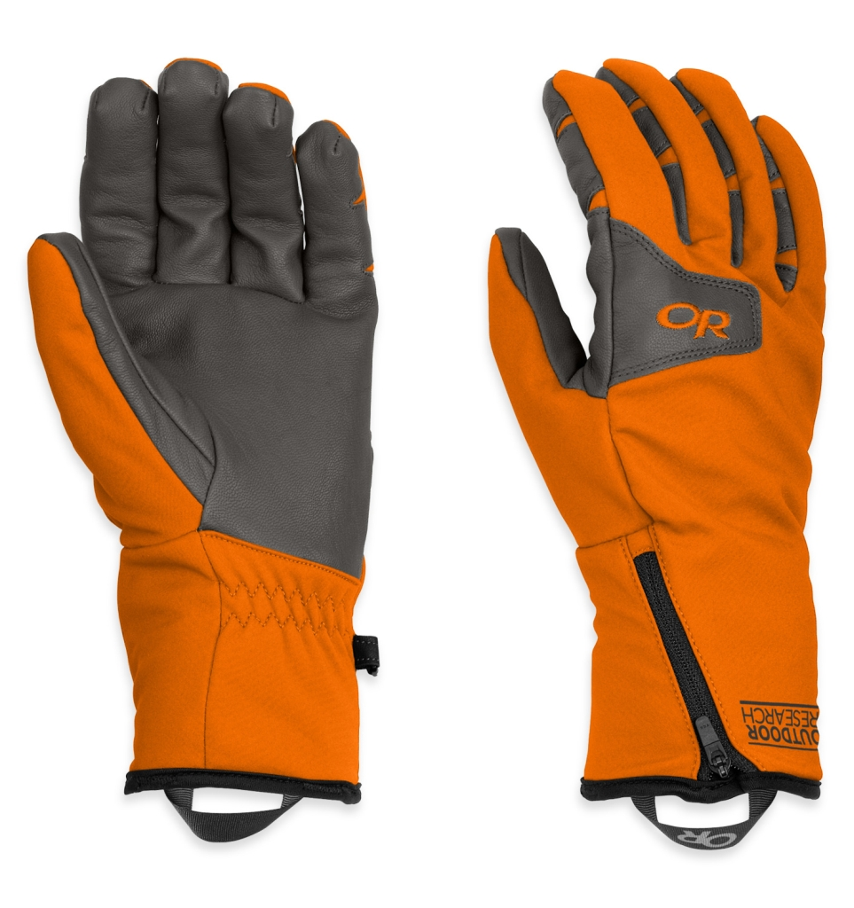 Outdoor Research Men's Stormtracker Gloves Bengal-30