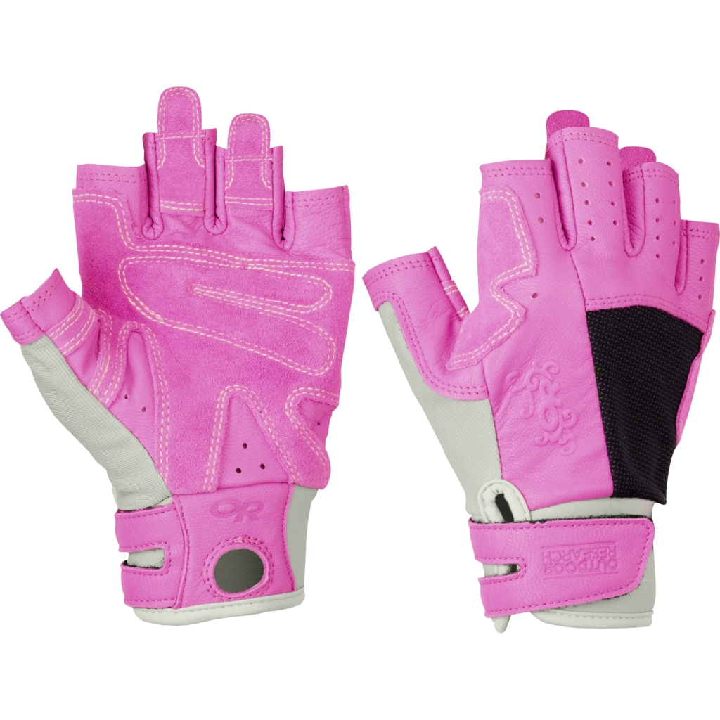 Outdoor Research Women's Seamseeker Gloves cairn/crocus-30