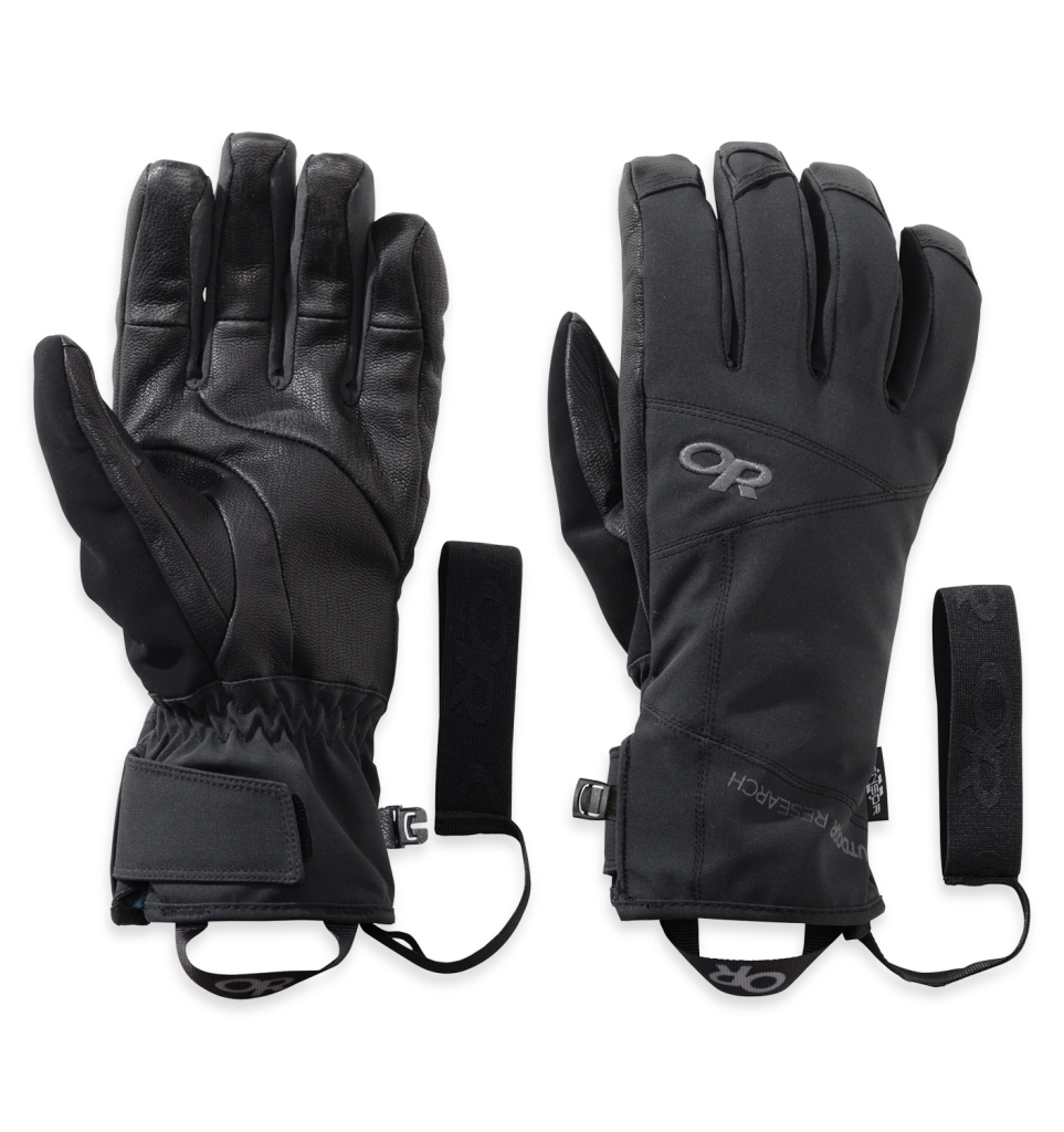Outdoor Research Illuminator Sensor Gloves Black-30