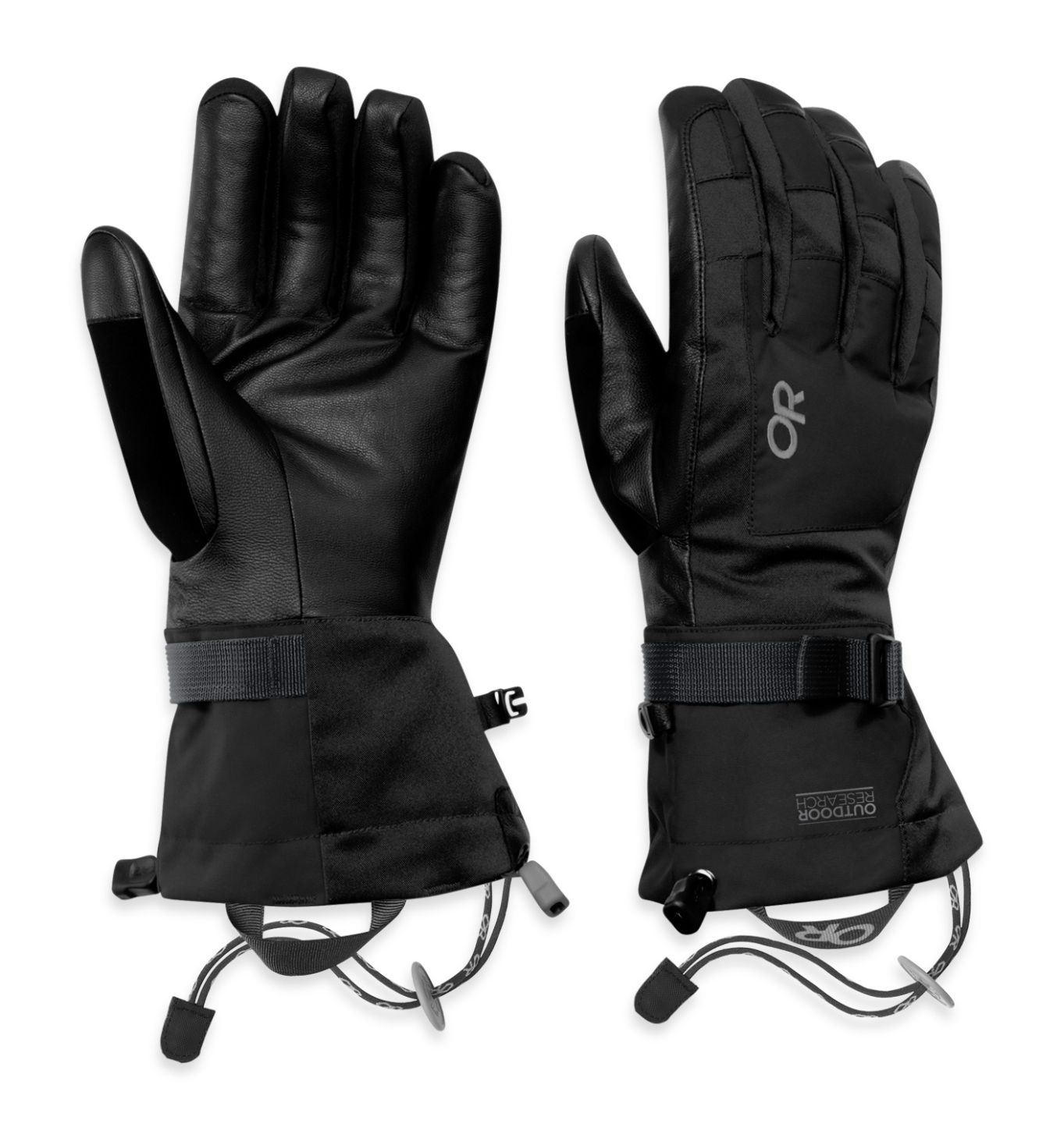 Outdoor Research Men's Revolution Gloves black-30