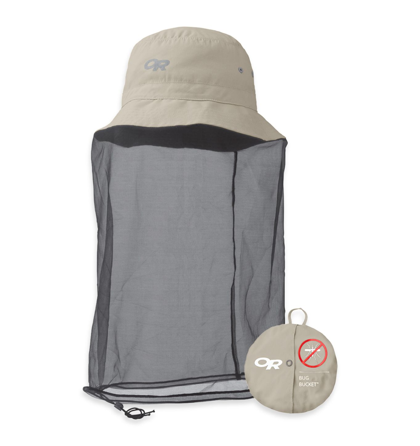 Outdoor Research Bug Bucket khaki-30
