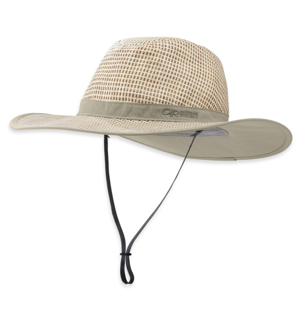 Outdoor Research Papyrus Brim Sun Hat khaki/white-30