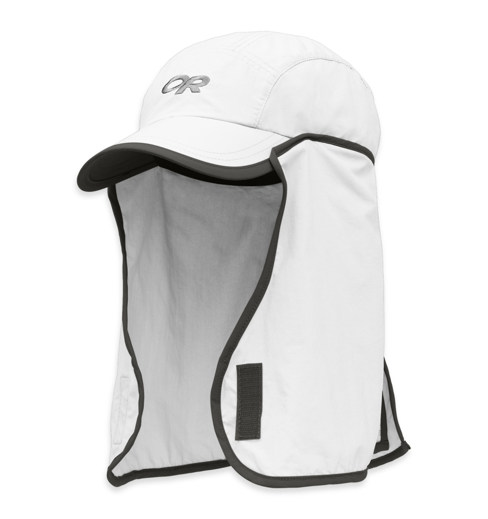 Outdoor Research Kids' Sun Runner Cap white-30